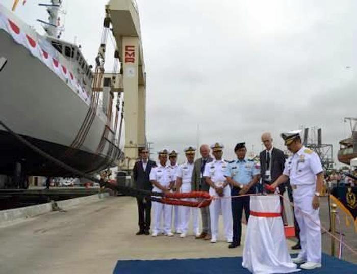 Hidro Oseanografi (BHO) TNI AL