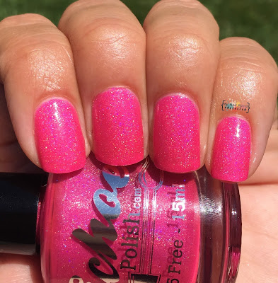 Echoes Polish Emergency Pink