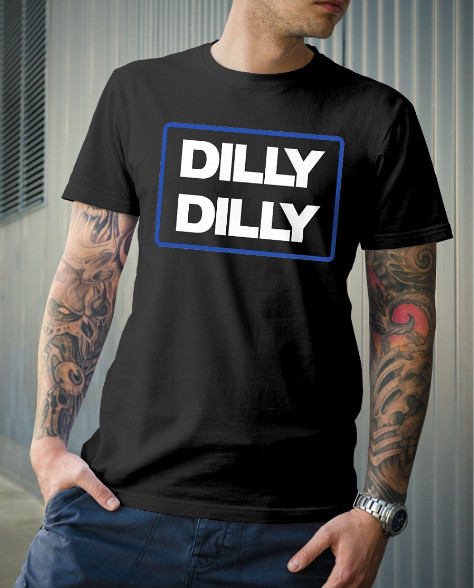 Dilly Dilly Bud Light T Shirt Hoodie