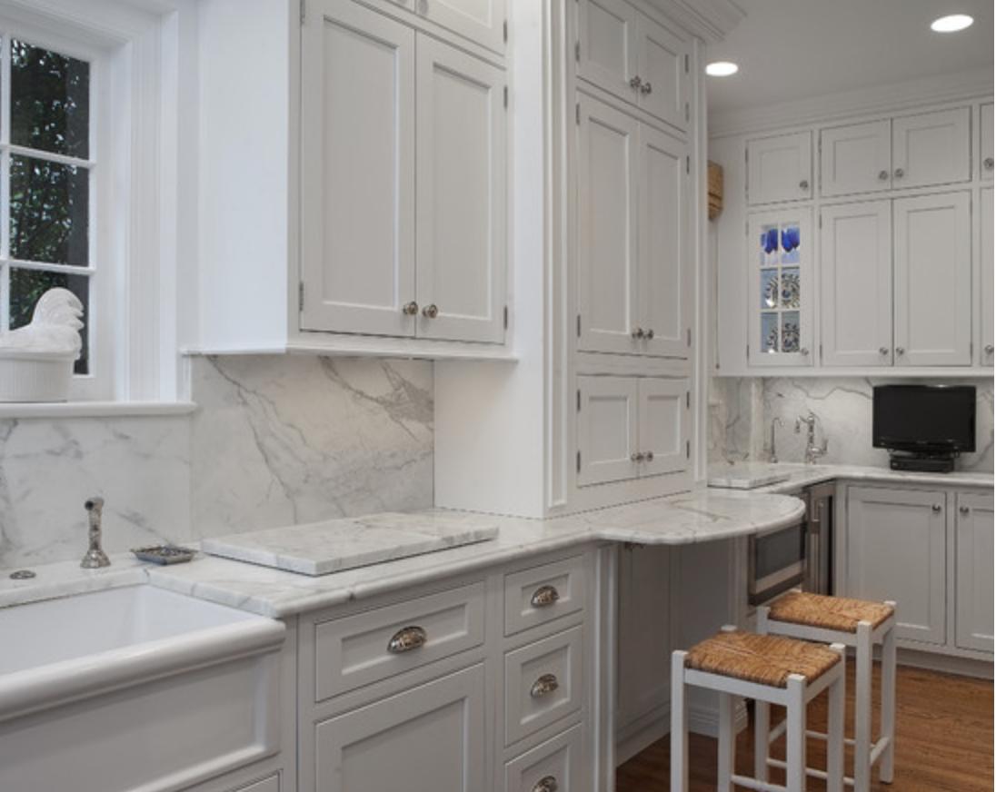 Cozinhas Estilo Colonial C Pavimento Trreo Uma Sala Espaosa Com