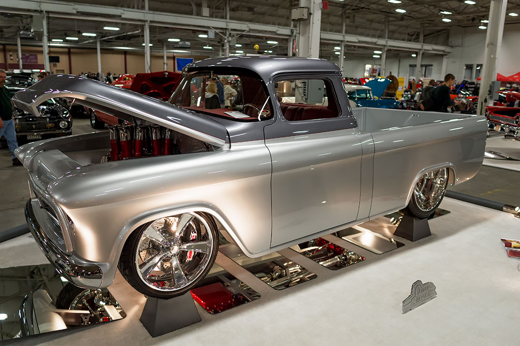 NorthEast Cup - Alan Beers' 1957 Chevy Truck
