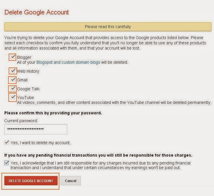 How to Permanently Delete Your Google, Facebook and Twitter Account