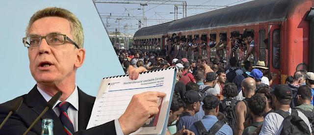 Σε πανικό οι Γερμανοί! Υπολογίζουν πως οι αιτούντες άσυλο μπορεί να φθάσουν τις 750.000