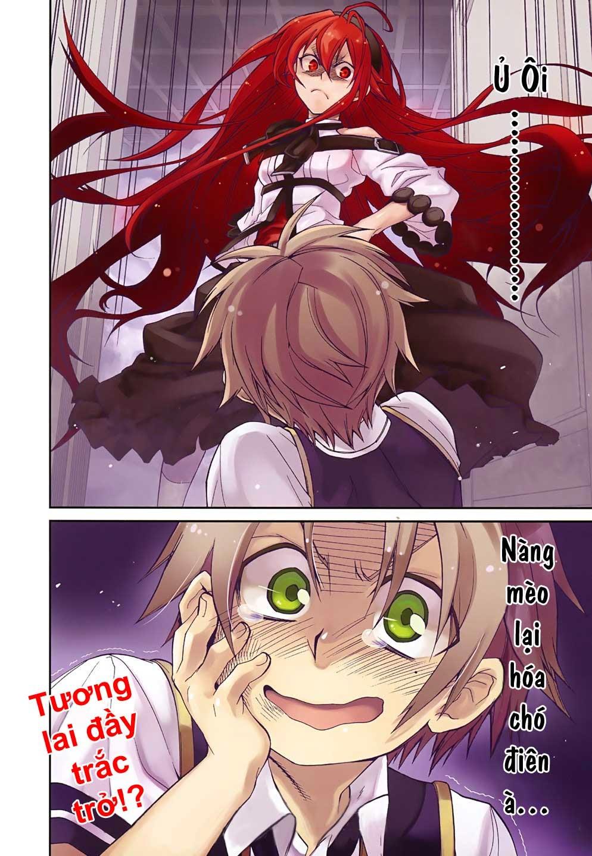 Mushoku Tensei - Isekai Ittara Honki Dasu - Chapter 6 - Pic 38