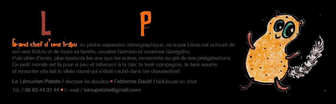 Le Lémurien Patate