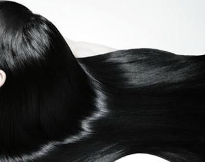 Cara Mudah Melembutkan dan Menghitamkan Rambut