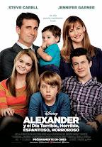 Alexander y el día terrible, horrible, espantoso, horroroso (2014)