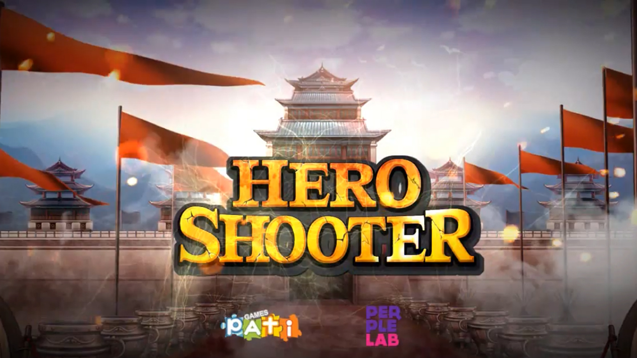 HERO SHOOTER Gameplay IOS / Android