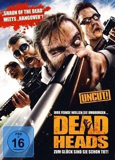 Download DeadHeads BRRip AVI RMVB Legendado