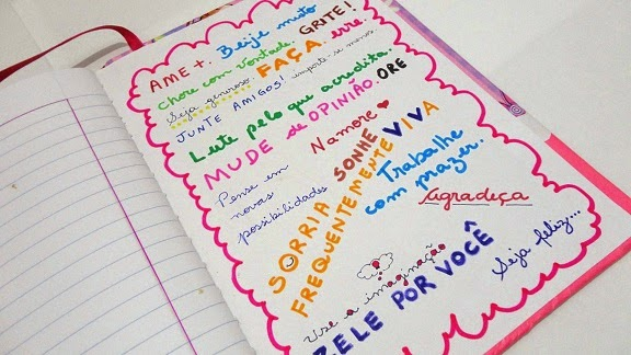 Diy O Caderno Do Blog Galera Fashion