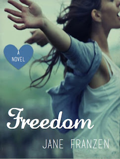 "Gender-flipped book cover: ""Freedom"" by ""Jane"" Franzen"