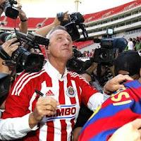 Cruyff a Chivas