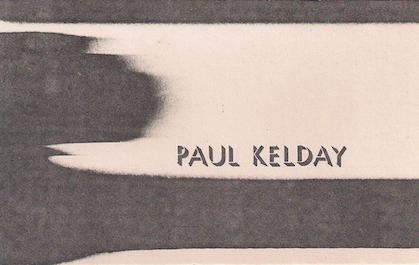 Paul Kelday Metempsychosis