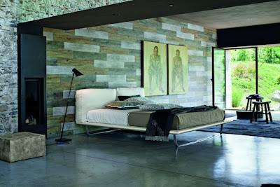 diseño habitación minimalista