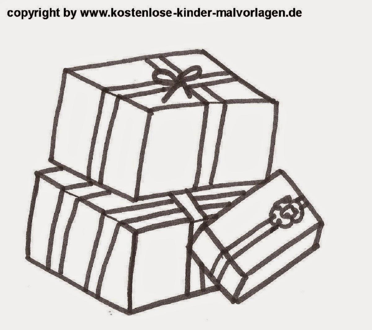 Ausmalbilder Weihnachten Malvorlagen gratis