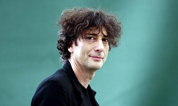 ... Reading Daringly / Blwyddyn o Ddarllen Beiddgar: Who is Neil Gaiman