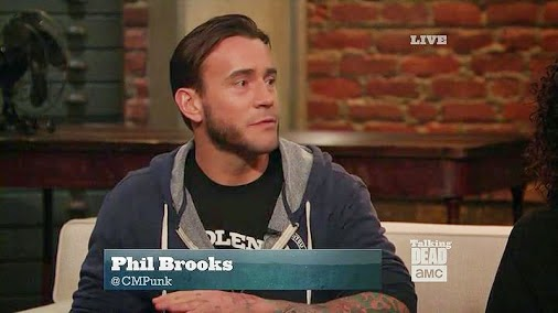 CM Punk Talking Dead Video