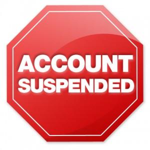 twitter suspend