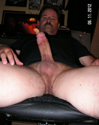 Daddy big dick fuck