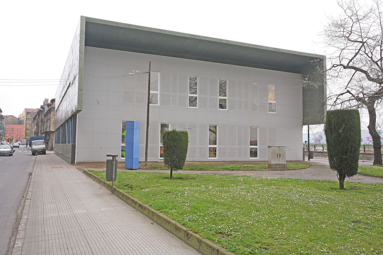 Eduardo fernandez arquitecto centro de salud aviles centro - Arquitectos aviles ...