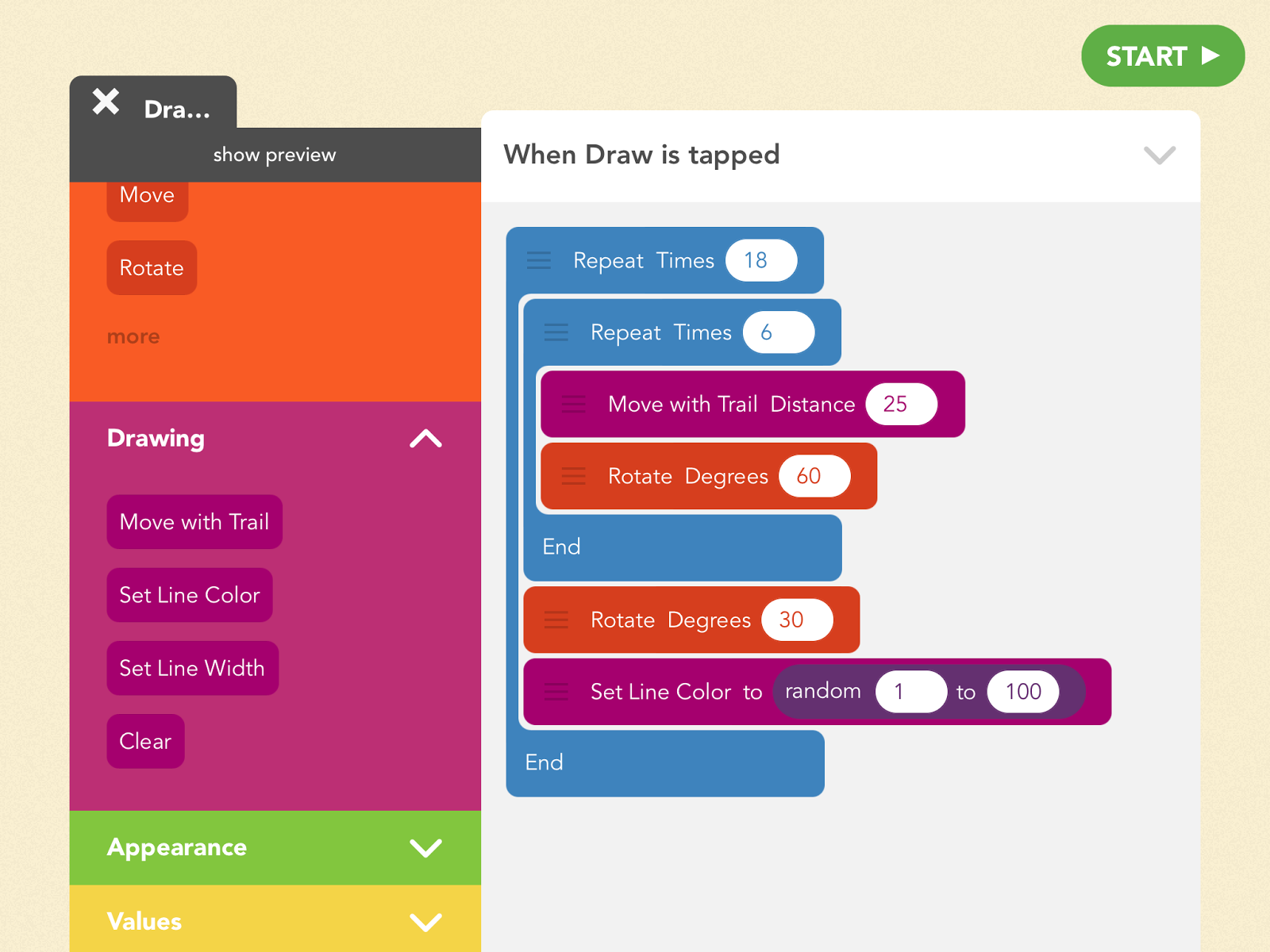 Coding into Geometry in 2nd Grade with Hopscotch ~ My Paperless ...