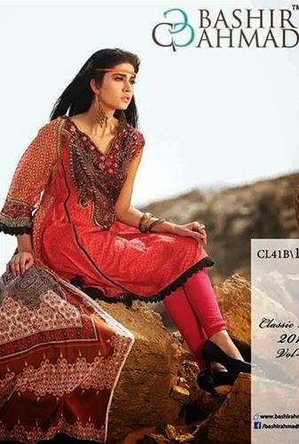 Bashir Ahmad Classic Lawn Vol-3