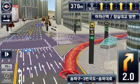 GPS helymeghatározó, autós navigáció