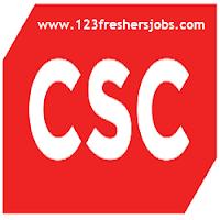 CSC Freshers Jobs 2015