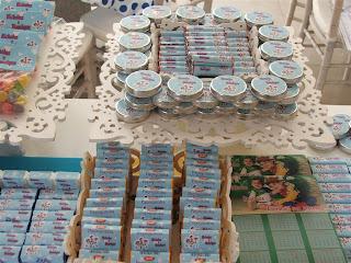 Cupcake e Cakepop Toy Story - Buzz Lightyear, Woody, Slinky e Rex