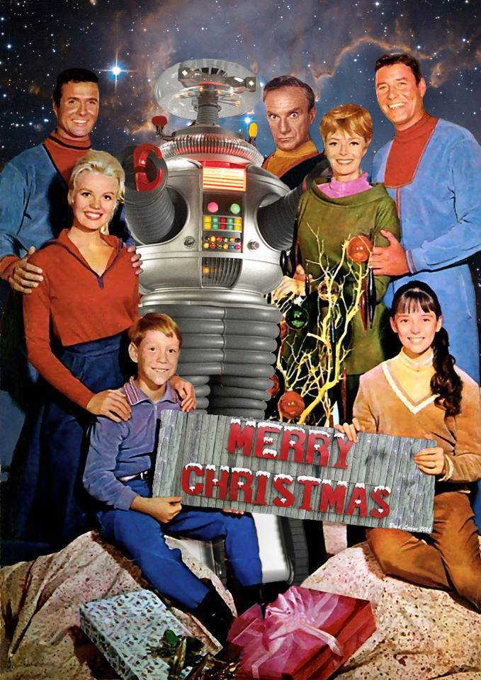 Lost In Space Christmas holiday.filminspector.com