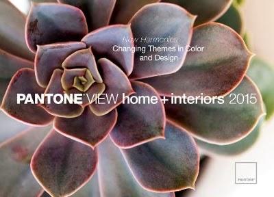 Tendencias de color Pantone para el año 2015