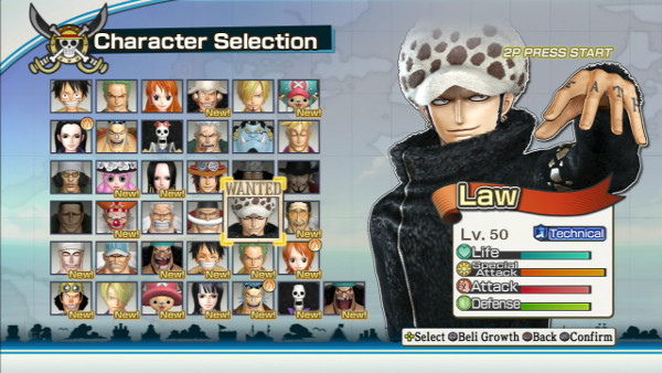 one piece pirate warriors pc game free