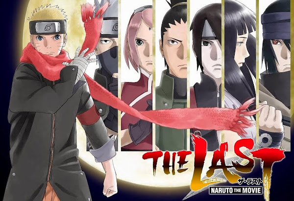 Naruto: Shippuuden Movie 7 – The Last (2015) Subtitle Indonesia