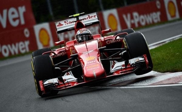 Fórmula 1 Gran Premio de Canadá 2015