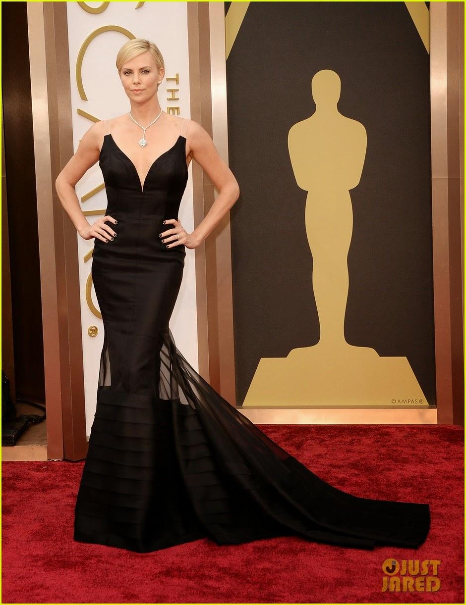 Charlize Theron, Oscar 2014