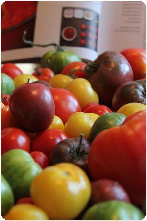 Marquards Blitzküchen-Tomatensoße