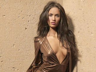 Celebrity Megan Fox Hot Wallpapers