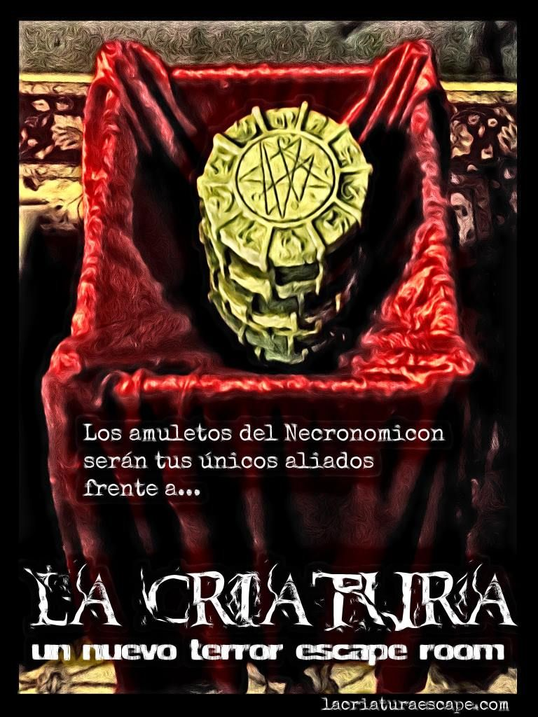La Criatura Escape Room