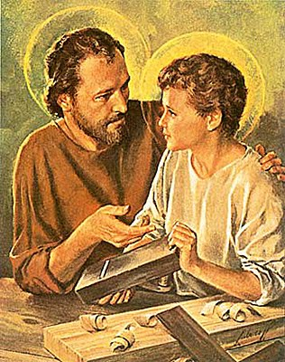 In Honor of the Feast of St. Joseph