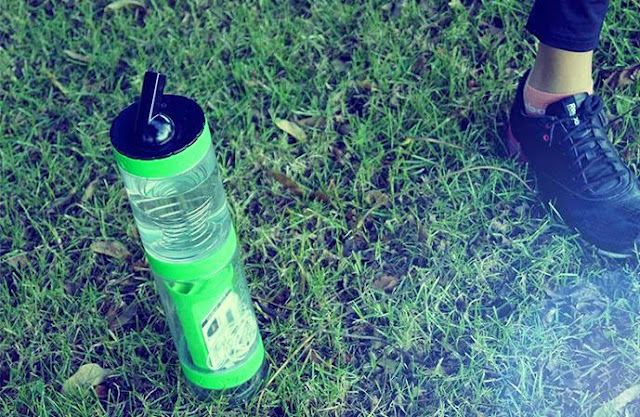 Intelishake Water Bottle