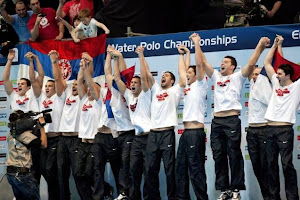 Serbia - European Champion Men, Eindhoven 2012