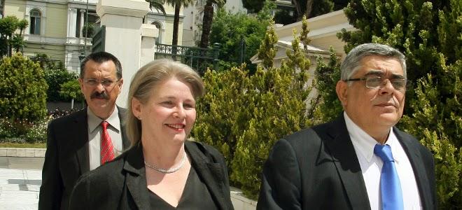 Ε. Ζαρούλια: Μια κλίκα επιόρκων έχει καταλύσει την Δικαιοσύνη στην Ελλάδα - ΒΙΝΤΕΟ