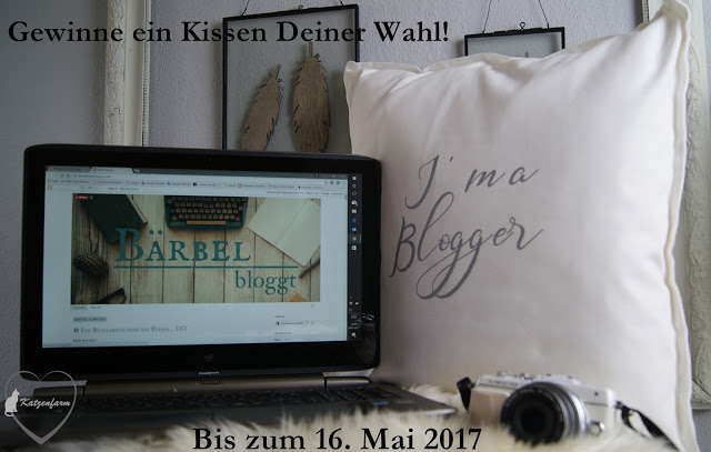 Give away bei Bärbel bloggt