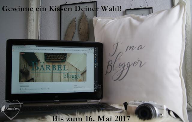 Give away bei Bärbel bloggt