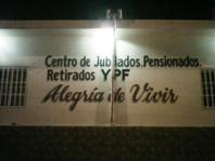 Centro Alegría de Vivir en Caleta Olivia