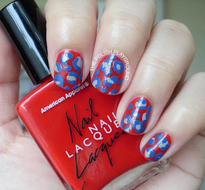 Crumpet's Nail Tarts - Tri-Polish Challenge May 4