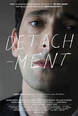 Watch Detachment 2011 Hollywood Movie Online | Detachment 2011 Hollywood Movie Poster
