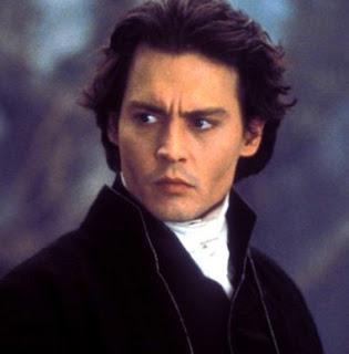 La leyenda del jinete sin cabeza Jhonny Depp