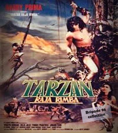 Brigade 86 Movies Center - Tarzan Raja Rimba (1989)