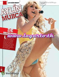 Wendy Gonzalez H Para Hombres Mexico Octubre 2011 PDF Completa Digital ...
